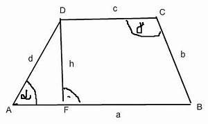 Fünfeck Berechnen : trigonometrie fehlende gr en in symmetrischem trapez berechnen mathelounge ~ Themetempest.com Abrechnung