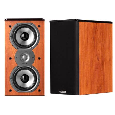 Polk Audio Tsi200 Bookshelf Speakers (pair) Ebay