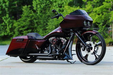 harley davidson harley davidson road glide custom moto