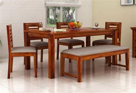 Buy Six Seater Dining Table Set