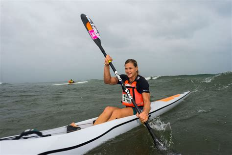 womens surf ski field wide open  south african series