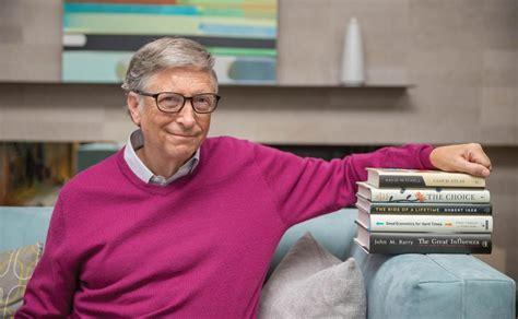 3 consejos de Bill Gates para aprovechar la lectura y ...