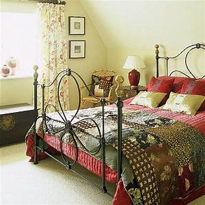 Country bedroom decorating ideas pictures for Country decorating ideas for bedrooms