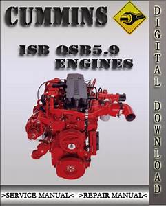 Cummins Isb Qsb5 9 Engines Electronic Control System