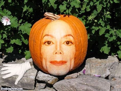 Halloween Faces For Pumpkins Carving by Michael Jackson Jake O Lantern Pictures