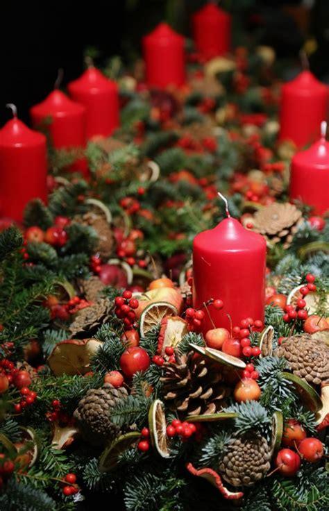 christmas table decorations  london designer florist