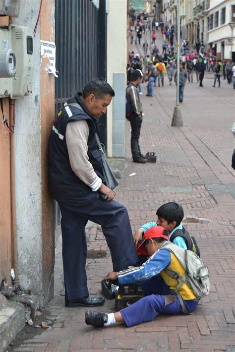 Niños con trabajo y vicios de adultos - Viajando por ...