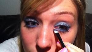 Blaue Augen Betonen Augen Schminken Schminktipps YouTube