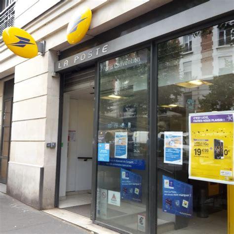 bureau de poste vaugirard bureau de poste 15 convention