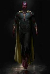 Avengers: Age of Ultron's The Vision Apparently Revealed ...