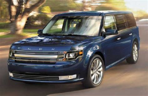 2018 Ford Flex  Redesign, Specs, Engine, Price, Changes