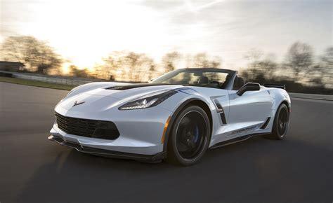 2018 Chevrolet Corvette Grand Sport And Z06 Get Carbon 65