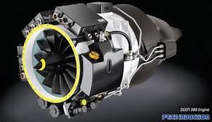 Dgen 380 Lightweight Turbofan Engine   C Price Induction