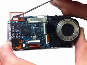 Sony Cyber-shot Dsc-p100 Camera Flash Replacement