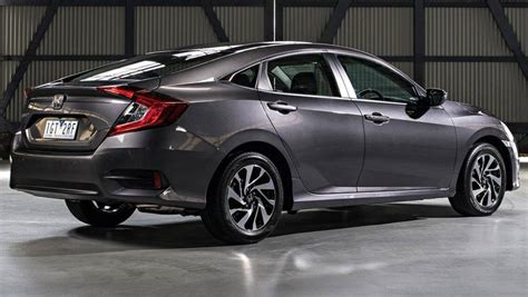 Honda Civic by 2016 Honda Civic Sedan Review Carsguide