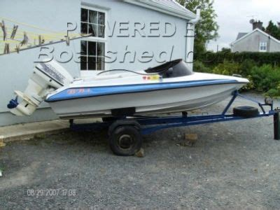 Shadow Boats Brundall by Shakespeare Mini Sportsman For Sale 3 66m 12 0 Quot 1989