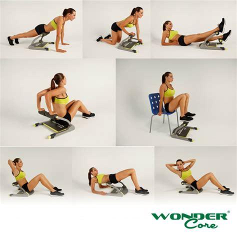 Wonder Core Smart Egzersiz Mekik Aleti