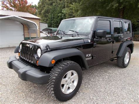 jeep wrangler unlimited   sale  statesville north carolina