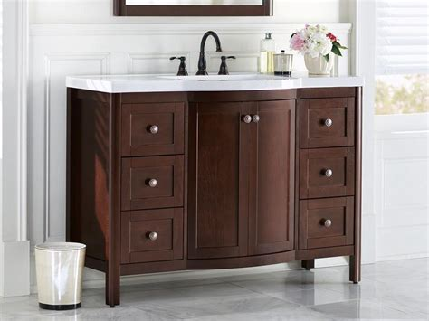 Bathroom Furniture Cabinets, Shelves & More  The Home