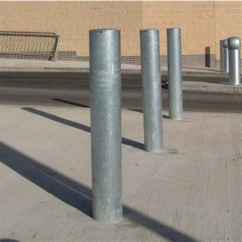 Concrete Steel Bollards