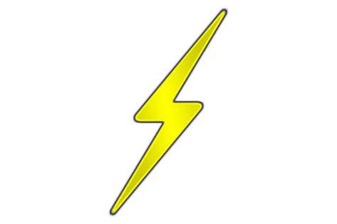 Lightning Bolt Clip Yellow Lightning Bolt Clipart Clipart Panda Free