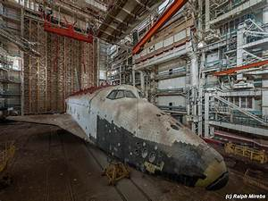 Photos of Russian abandoned space shuttles by Ralph Mirebs ...