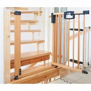 Barriere De Securite Escalier : barriere de s curit b b escalier natur easylo achat ~ Melissatoandfro.com Idées de Décoration