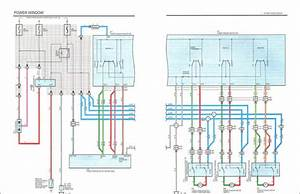 Avensis Corona 1997 Electrical Wiring Diagram