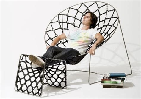 Bungee Cord Lounge Chair by Discover And Save Creative Ideas