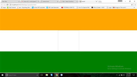Html Div Tag by Css Html Insert Image In Div Tag Not Working In Netbeans