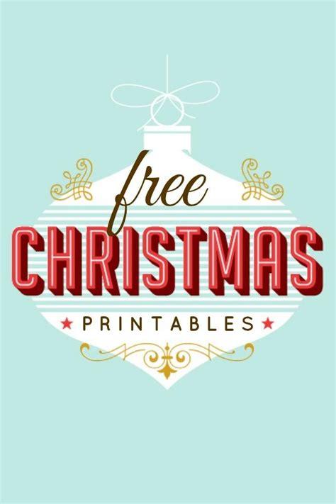 200 Free Christmas Printables  Spaceships And Laser Beams
