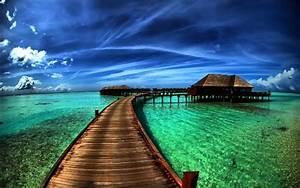 Fond Ecran Mer : beautidays les fonds d ecrans sur la mer et les iles hd ~ Farleysfitness.com Idées de Décoration