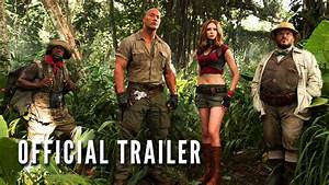 Jumanji: Welcome to the Jungle (2017) - Trailer - Kevin ...