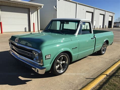 1969 Chevrolet C10 Gets An Oemstyle Radio Back! Next