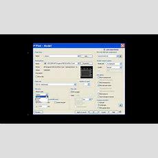 Autocad Model  A3 Printinga1 Printinga2 Printingtutorial Youtube