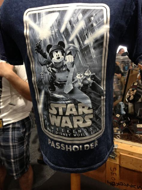 wars star disney merchandise weekends studios hollywood weekend shirt