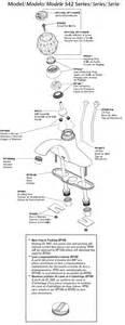 kohler kitchen faucet parts diagram plumbingwarehouse delta bathroom faucet parts for