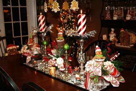Southern Charm Gingerbread Kitchen Centerpiece