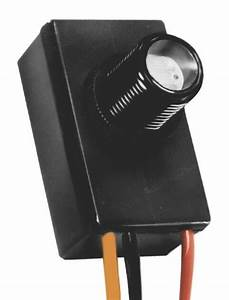 Raintight 120 Volt Dusk To Dawn Photocell Sensor Automatic