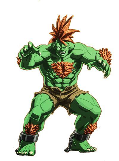 Blanka Street Fighter Wiki Fandom Powered By Wikia
