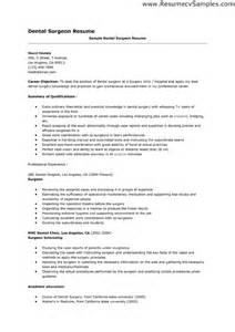 Dental Resume Exles by Dental Resume Sales Dental Lewesmr