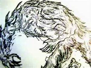 resistance 3 chimera drawing - YouTube