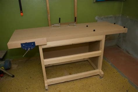 woodworking workbench top material