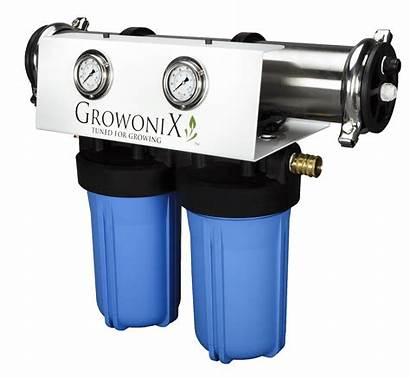 Osmosis Reverse Filter System Filtration Growonix Ex1000