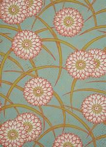 Papier Peint Japonisant : japonisme l empire du soleil levant dans le papier ~ Premium-room.com Idées de Décoration