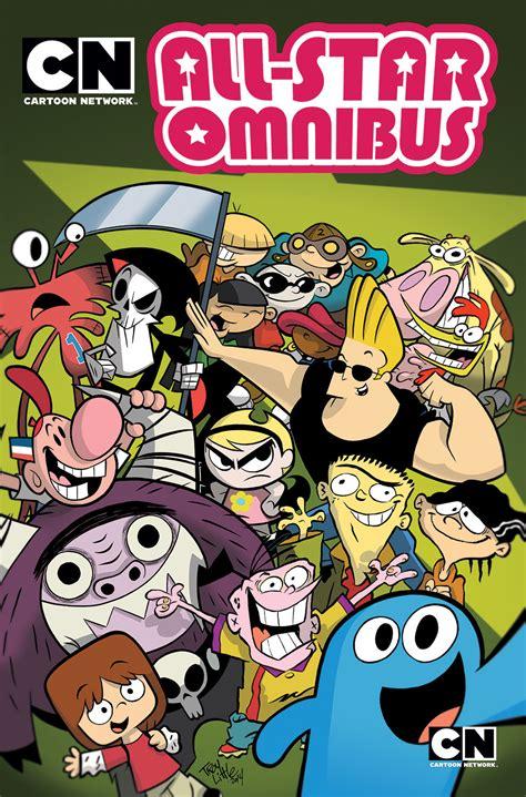 Cartoon Network All-Star Omnibus – IDW Publishing