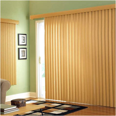 Sliding Door Blind Ideas  Household Tips Highscorehousecom