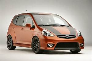 2007 Honda Fit Sport Extreme Concept Review