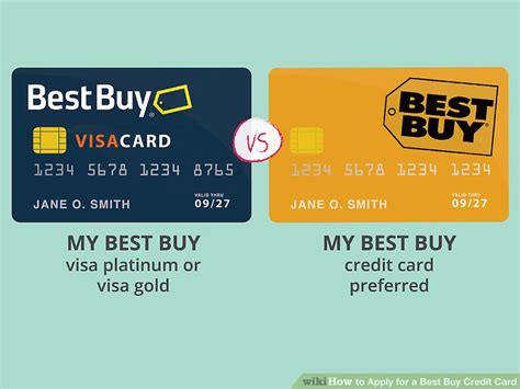 best credit cards how to apply for a best buy credit card 10 steps with