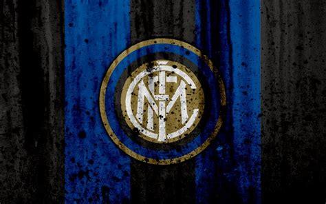 Download imagens O FC Inter Milão, 4k, logo, Internacional ...